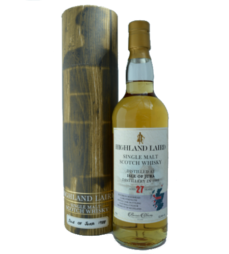 Malt of the Month Highland Laird Isle of Jura