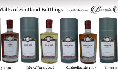 New Malts of Scotland Bottlings