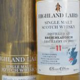 Highland Laird Bruichladdich 2005