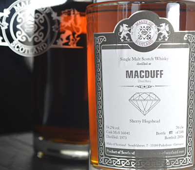 New MOS Bottling - 43 Year Year Old Macduff