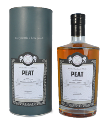 MOS Peat Aged 10 Years
