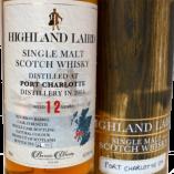 Port Charlottle 2004 Bartels   Whisky - Highland Laird