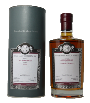 MOS Auchentoshan 2000 wine cask Bartels Whisky