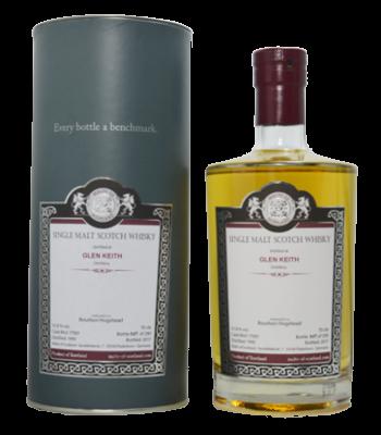MOS Glen Keith 1995 Bartels Whisky