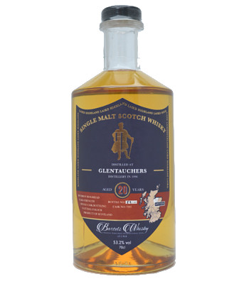 Highland Laird 20 Year Old Glentauchers