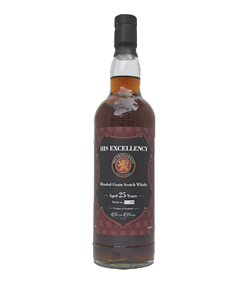 His Excellency Blended Grain Scotch Whisky