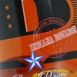 The Big B Indiana Bourbon close