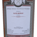 MOS Glen Moray 1998