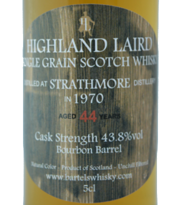 Strathmore 1970 Grain Miniature