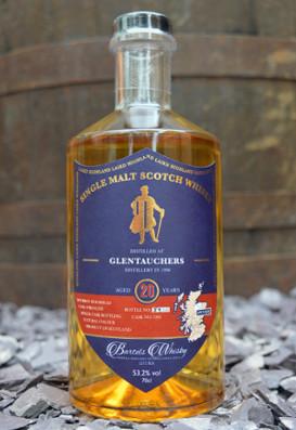 Highland Laird 20 Year Old Glentauchers